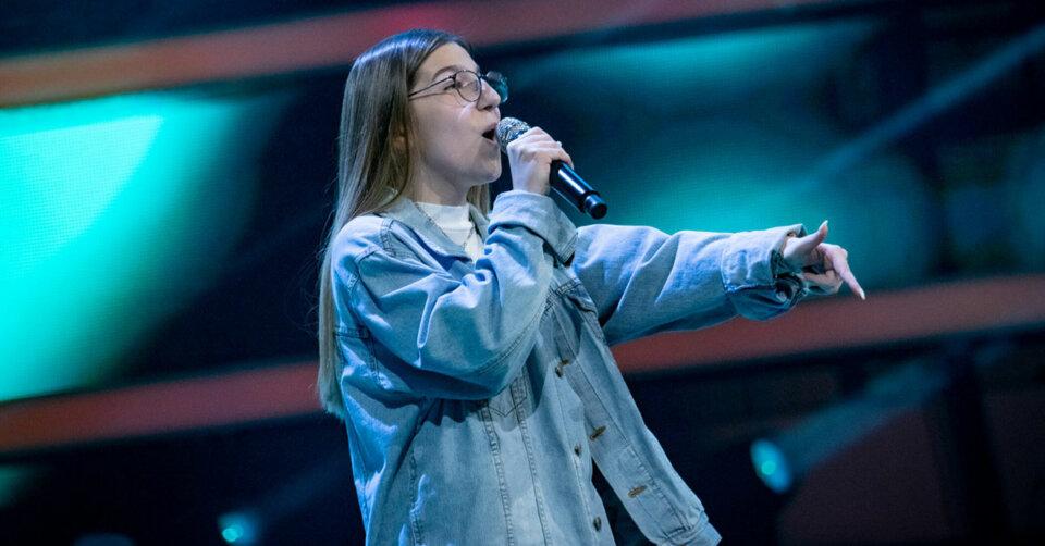 Musikschule Der Stadt Tuttlingen Musikschulerin Aysu Bei The Voice Kids 2021