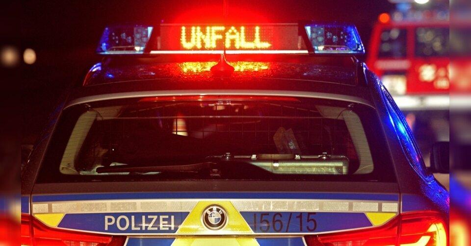 Nach Unfall: Lkw-Fahrer ist zu betrunken für Alkoholtest