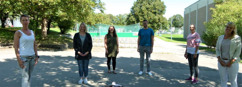 Schule am Schlosspark startet verändert ins neue Schuljahr