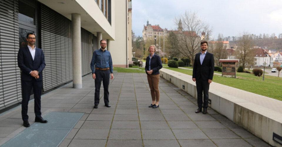 Neue Fachbereichsleiter für Baurecht und Bürgerservice im Landratsamt