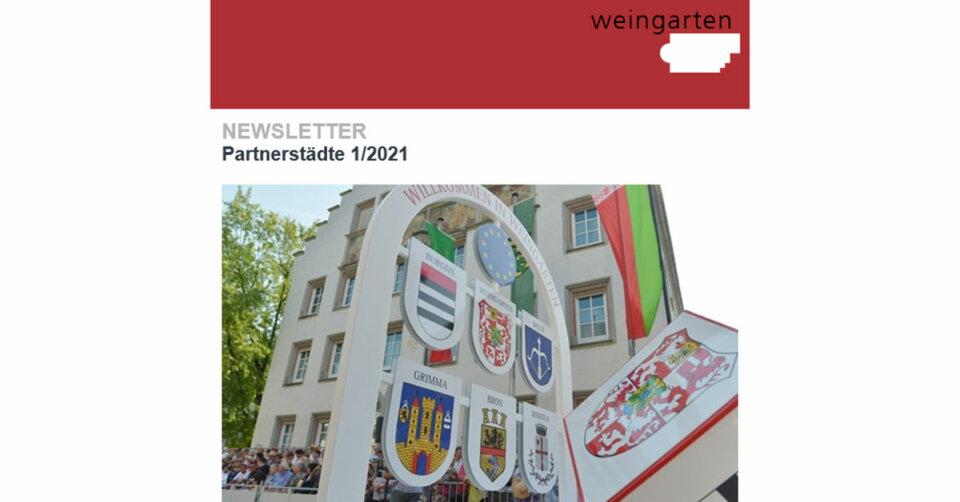 Städtepartnerschaft zwischen Weingarten und Blumenau