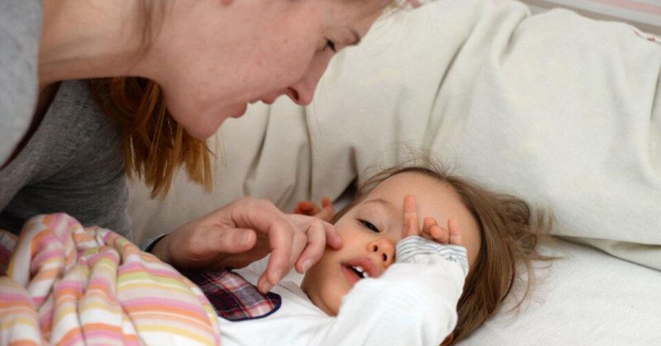 Für gesunde Augen – Nicht reiben: Schlafsand mit etwas Wasser entfernen