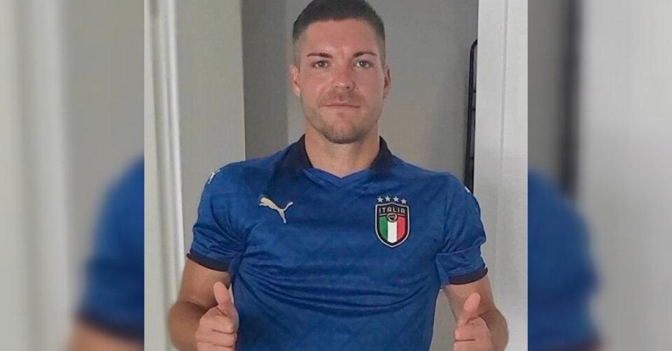 Nico Di Leo glaubt an den EM-Titel für Italien