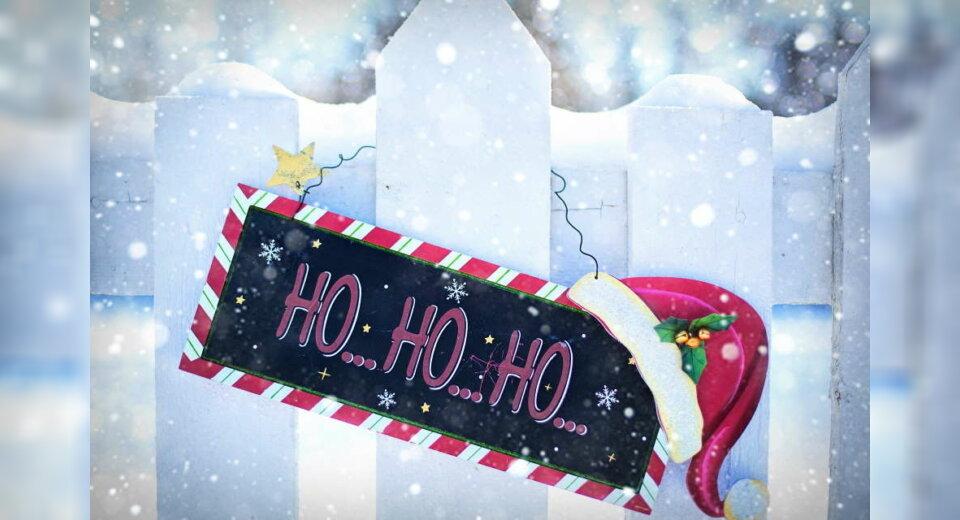 Ho Ho Ho, der Nikolaus kommt!