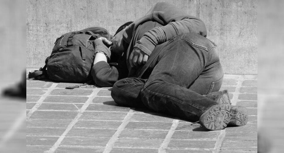 Soforthilfe für Obdachlose Winter