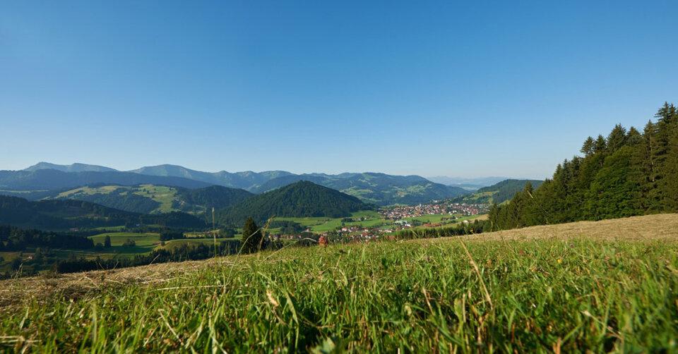 Oberstaufen im Allgäu: Traumhafte Natur, Aktivitäten und Wellness der Spitzenklasse sowie malerische Gassen zum Bummeln