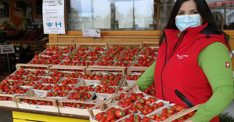 Ein Hoch auf alle Mütter: Wir verlosen Gutscheine vom Obstbauer Haller!