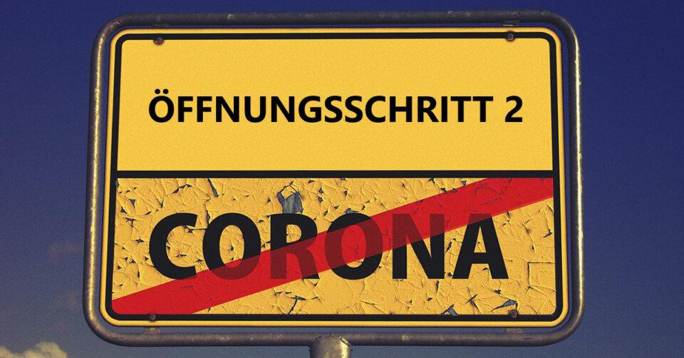 Öffnungsstufe 2 tritt in Kraft: Weitere Lockerungen für Bürger*innen im Landkreis Tuttlingen
