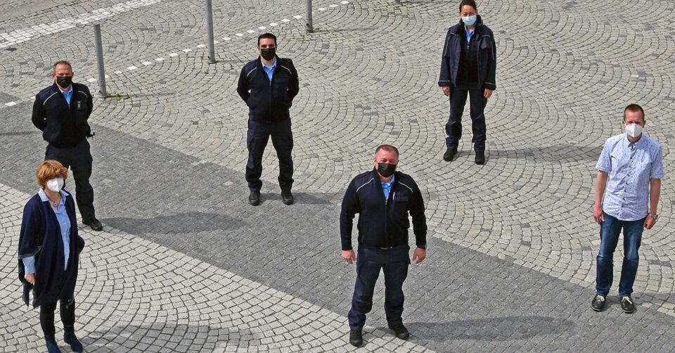 Neu: Kommunaler Ordnungsdienst im Stadtgebiet präsent