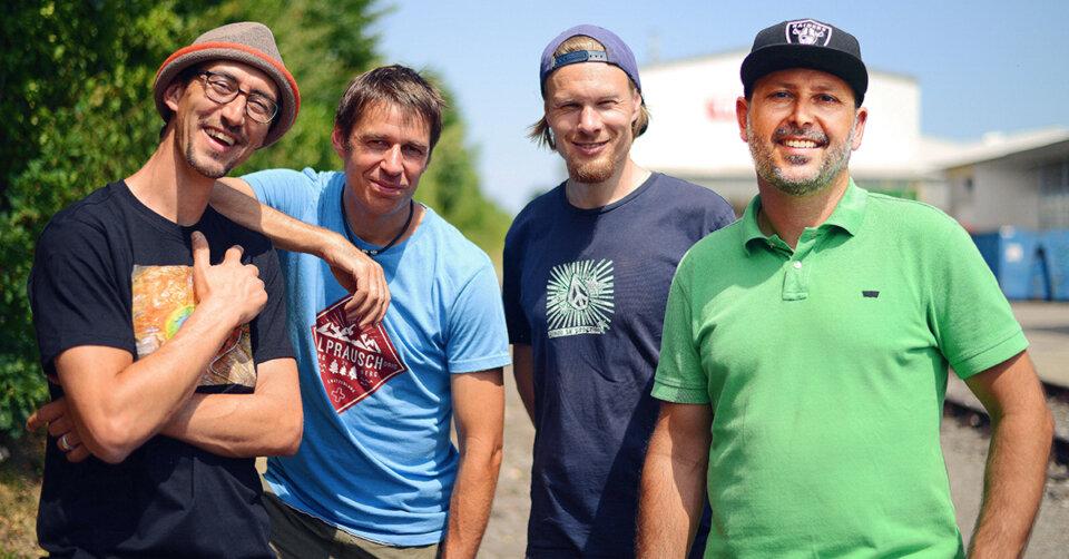 "Dicke Beats und funky Sounds – gepaart mit humorvollem Sprechgesang: ""Outta Office"" mit neuen Singles am Start"