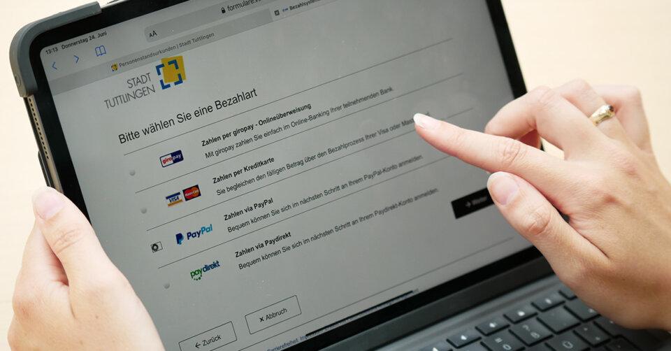 Online-Service weiter ausgebaut: Urkunden online beantragen und bezahlen