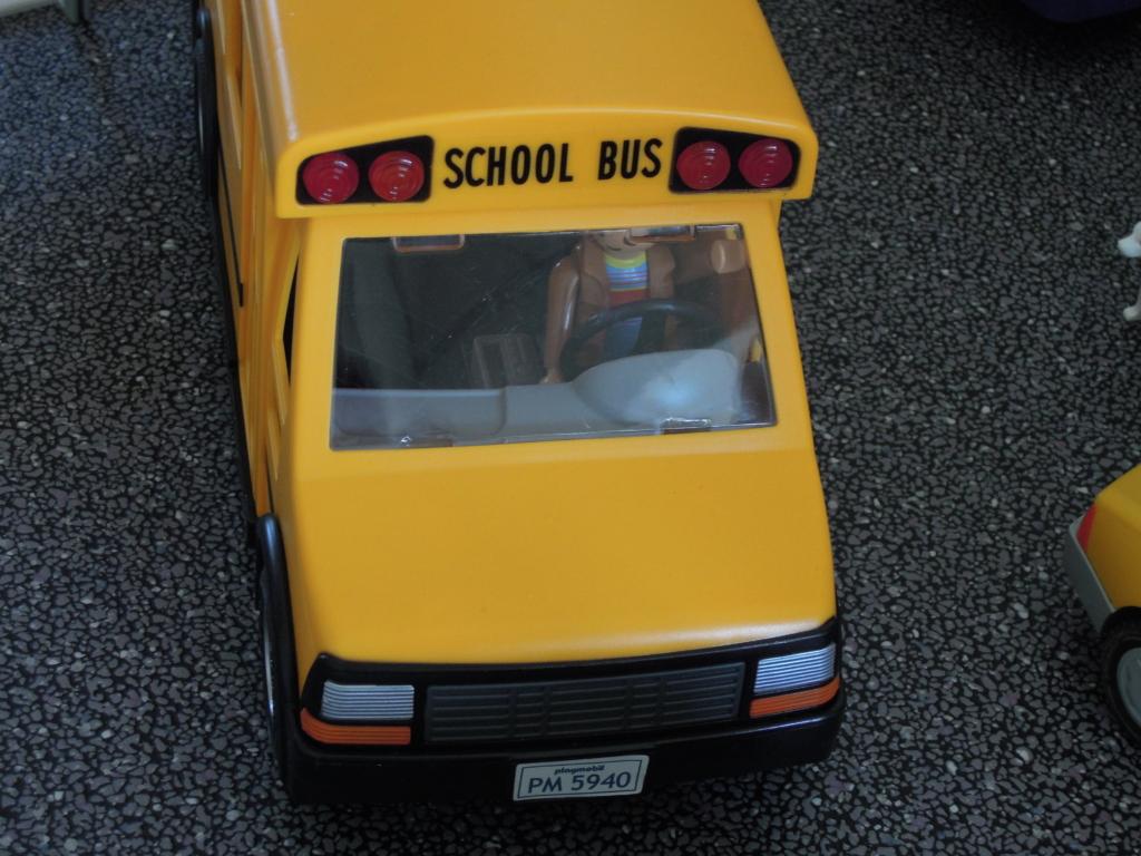 Ein School Bus aus den USA – eine richtige Seltenheit