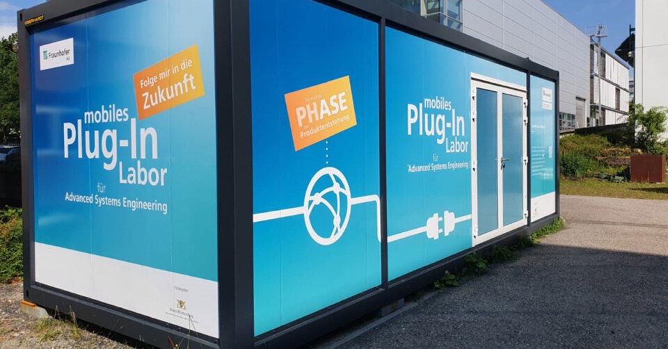 """Digitalisierung hautnah erleben: Das Mobile Plug-In Labor zu Gast im """"RITZ"""""""