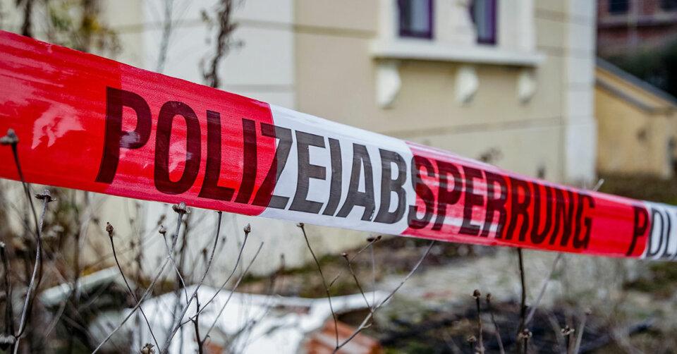 Polizei ermittelt wegen Verdacht eines Tötungsdeliktes