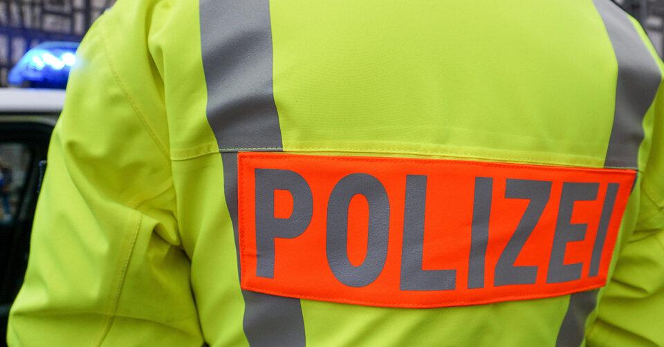 Unfallverursacher flüchtet – Zeuge leistet Widerstand gegen Vollstreckungsbeamte