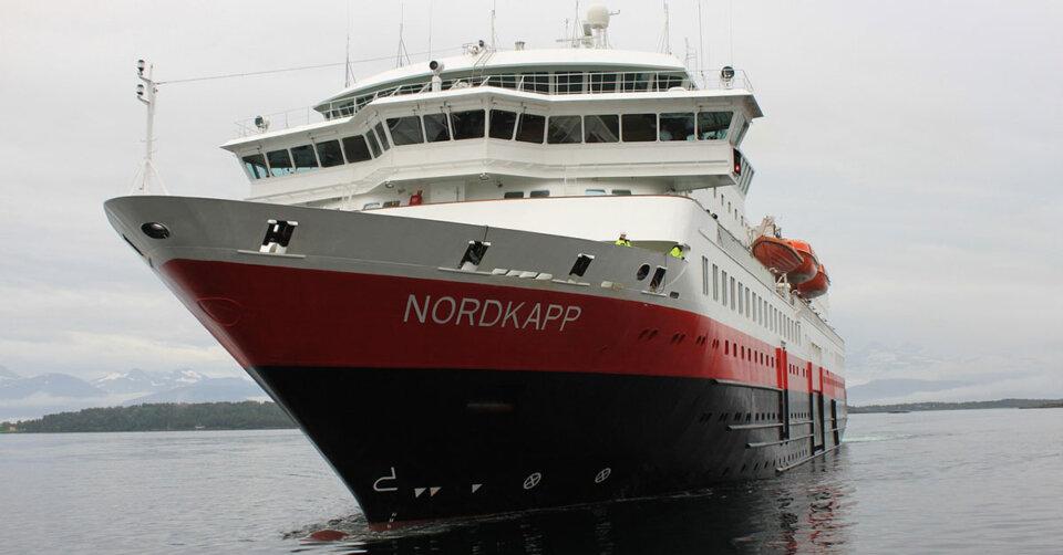 Zoom-Vortrag: Mit dem Postschiff in Norwegen