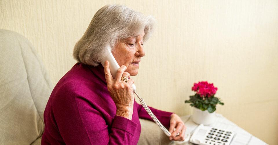 Seniorin bekommt Anruf: Fünfstelliger Betrugsschaden entstanden