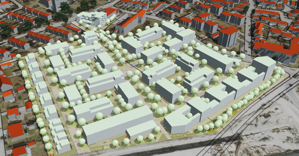 """Stadt bietet Bürgerinformation zum Baugebiet """"Jettenhauser Esch"""""""