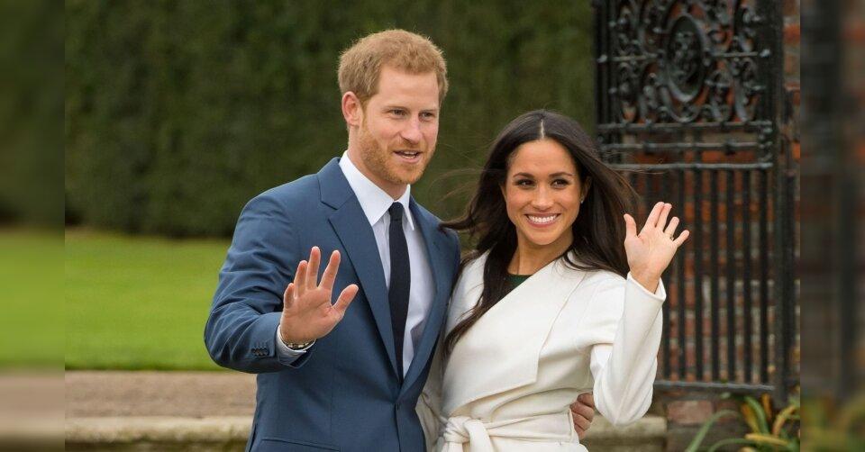 Prinz Harry und Herzogin Meghan begrüßen zweites Kind