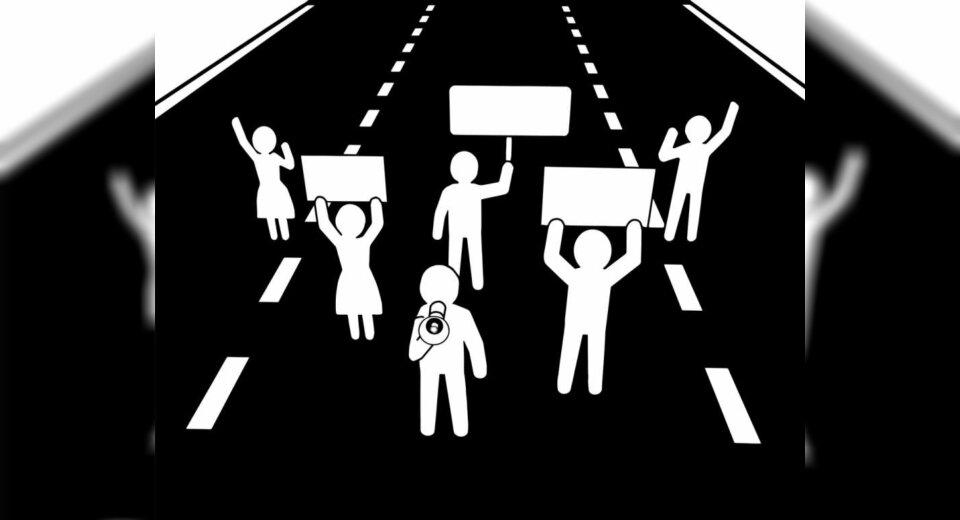 Busfahrer und Schiffsführer der Stadtwerke Konstanz streiken