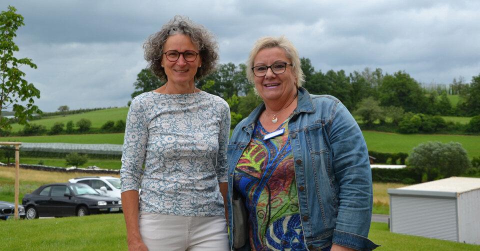 Brückenbauer in schwierigen Situationen: Fachpsychologin komplettiert Palliativteam Bodensee