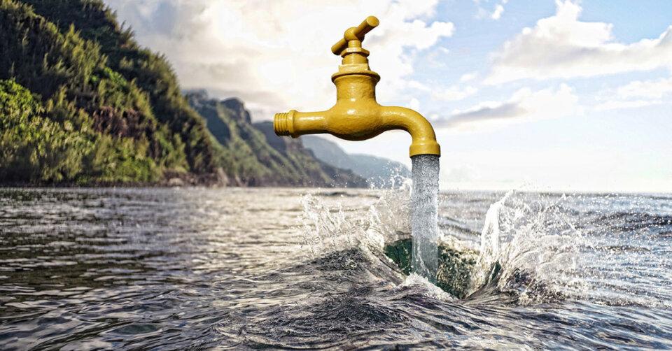 Bessere Wasserqualität ohne Chemie, Strom und Folgekosten durch innovatives System zur Wasseraufbereitung