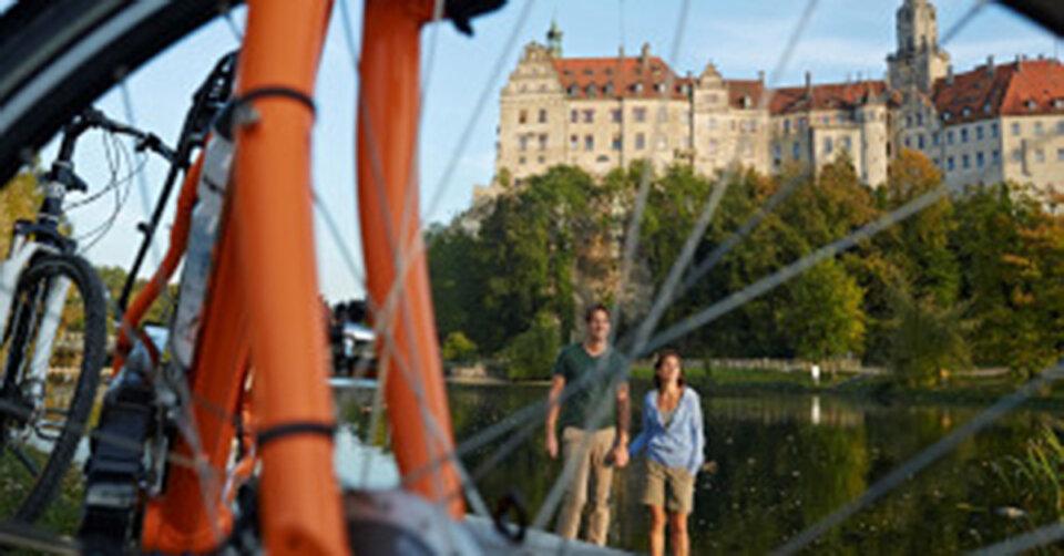 Tourist-Info lädt zu einer geführten Radtour ein