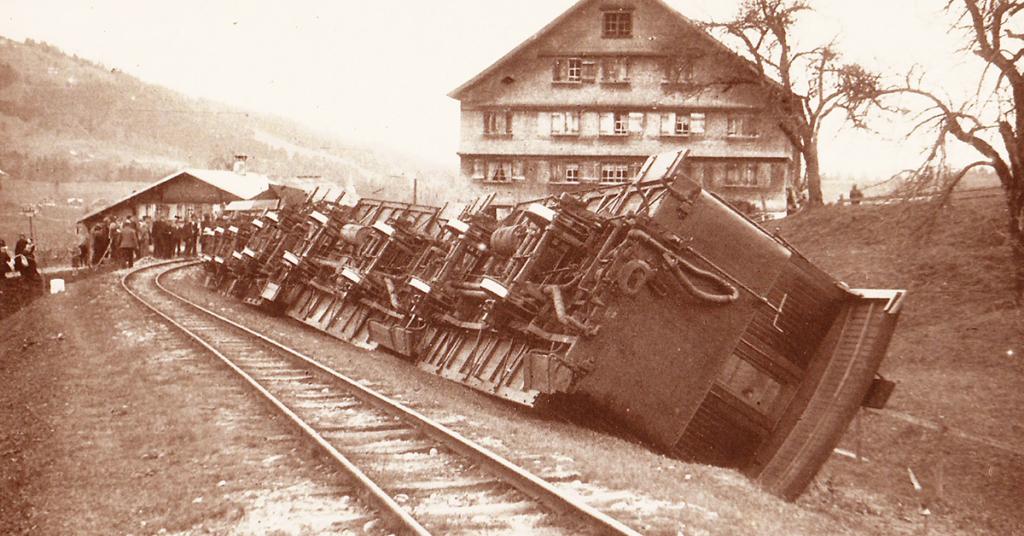 Immer wieder ist es aber im Betriebsablauf zu teils schweren Unfällen gekommen. Zahlreiche Murenabgänge und Steinschläge führten schließlich dazu, dass die ÖBB den Betrieb 1981 endgültig einstellte