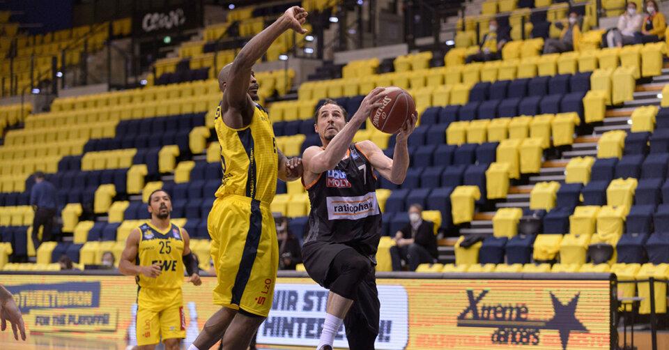 Ulmer Basketballer unterliegen denkbar knapp