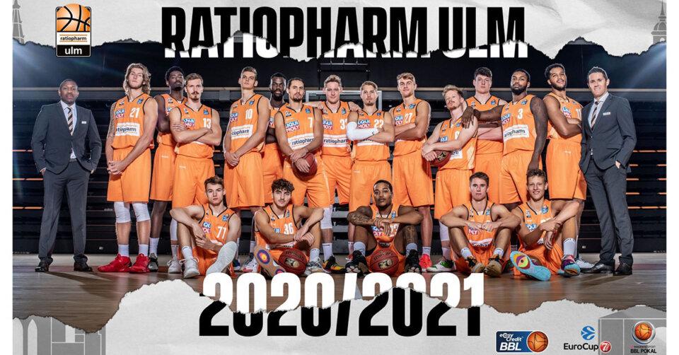 Joma rüstet in Zukunft ratiopharm Ulm aus