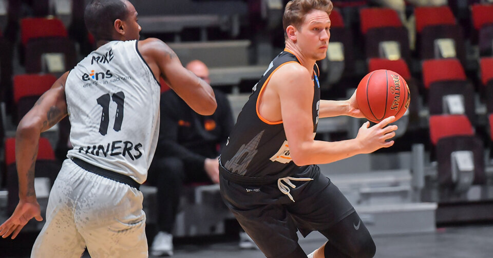 Ulmer Basketballer setzen Siegesserie fort