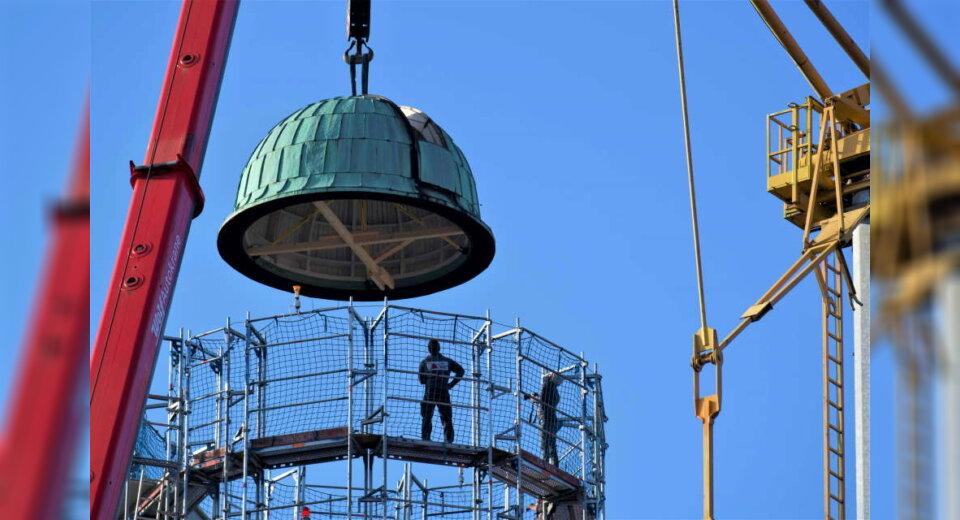 Historische Sternwarte restauriert