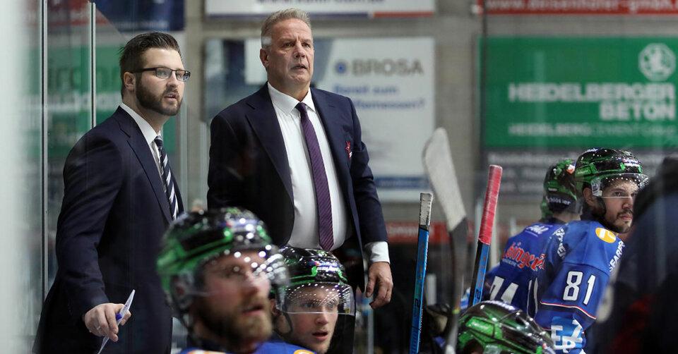 Rich Chernomaz als Cheftrainer freigestellt