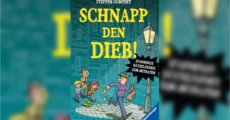 """""""Schnapp den Dieb"""" – Rätselkrimi wurde prämiert"""