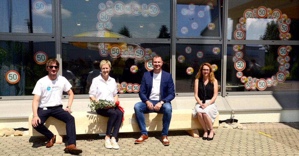 50 Jahre Realschule Bad Waldsee: Schüler, Lehrer und Gäste konnten größer feiern als gedacht