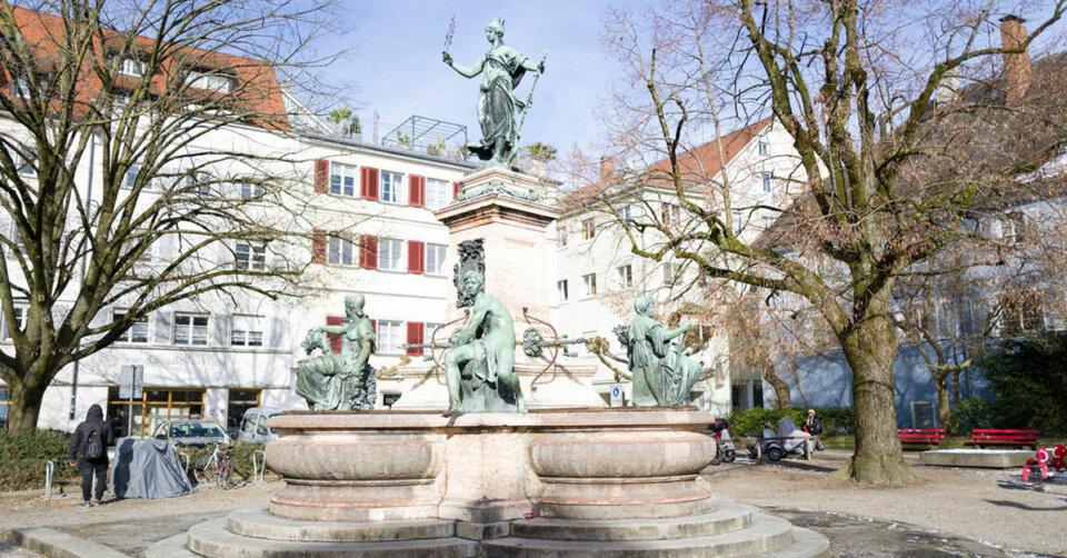 Urban Gardening auf dem Reichsplatz auf der Insel – Paten:innen gesucht!