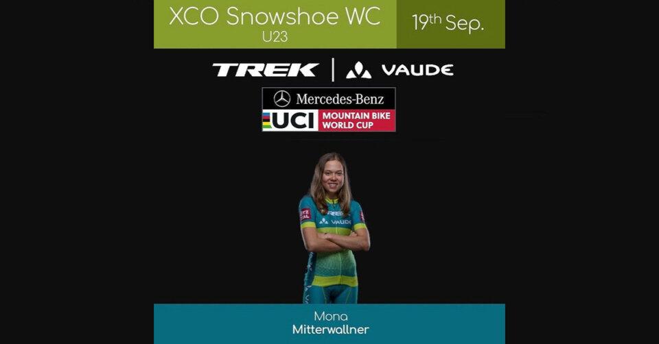 Mona Mitterwallner gewinnt auch den sechsten Weltcup der Saison