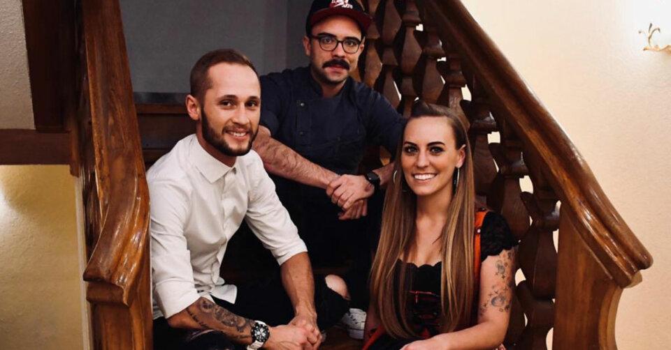 Bodensee-Restaurant Kreuz: Die Welt zu Gast bei Freunden