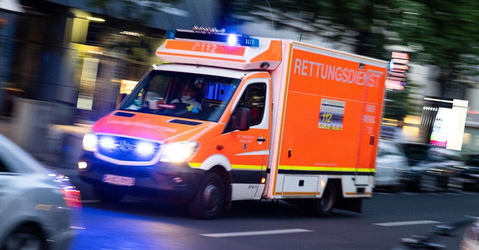 Schwer verletzt: 13-Jährige sprang nach Streit auf die Straße