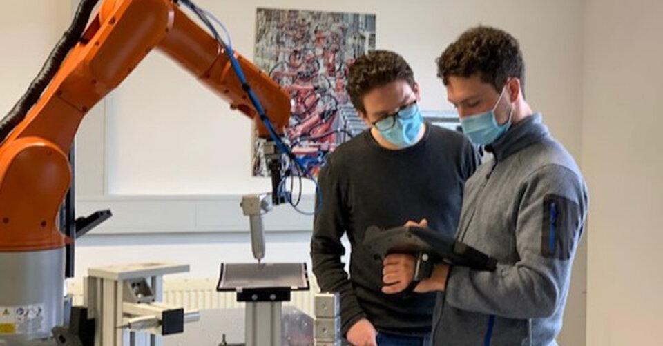 SHL veranstaltete Roboterpraktikum als Industriepraktikum