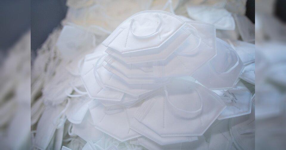 Rossmann ruft vorsorglich FFP2-Masken zurück