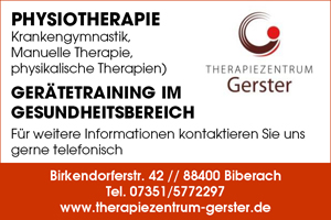 Physiotherapie Gerster