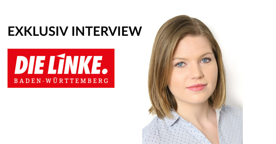 EXKLUSIV: LINKE Landessprecherin Mirow im Interview