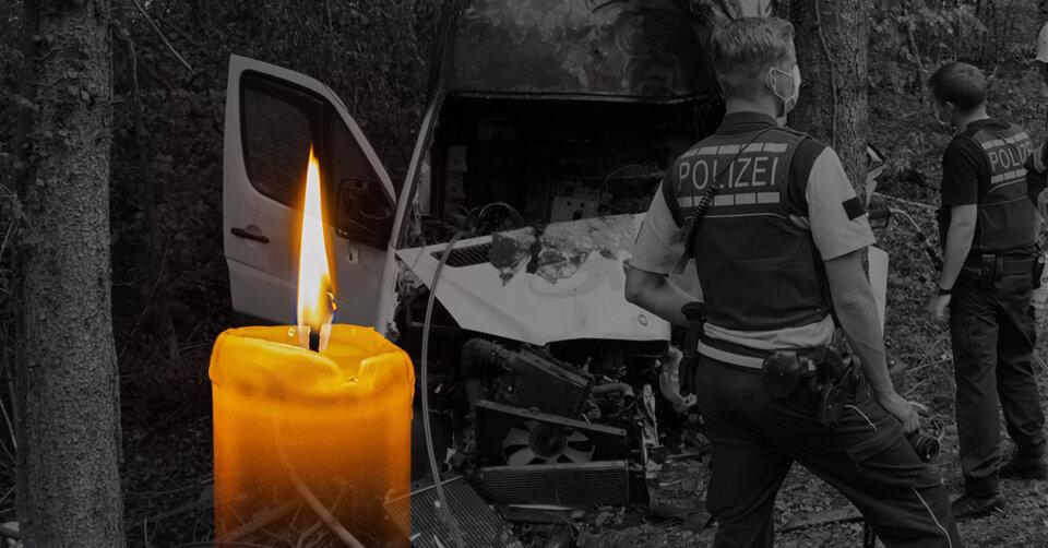 22-jähriger nach Verkehrsunfall verstorben