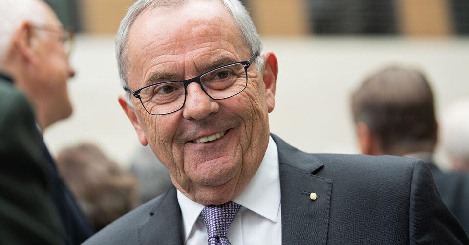 Wolfgang Schneiderhan feiert seinen 75. Geburtstag