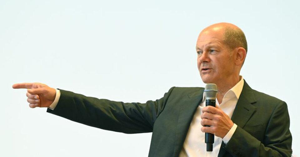 Scholz will als Kanzler allein SPD-Minister auswählen