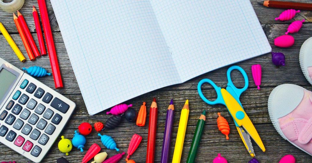 Der Bedarf an Heften kann je nach Fach oder Klassenstufe riesig sein.