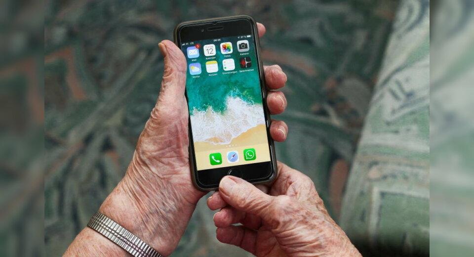 """Einladung zu digitalem Vortrag """"Ältere Menschen auf dem Weg in die digitale Welt"""" und zur Mitarbeit im Netzwerk"""
