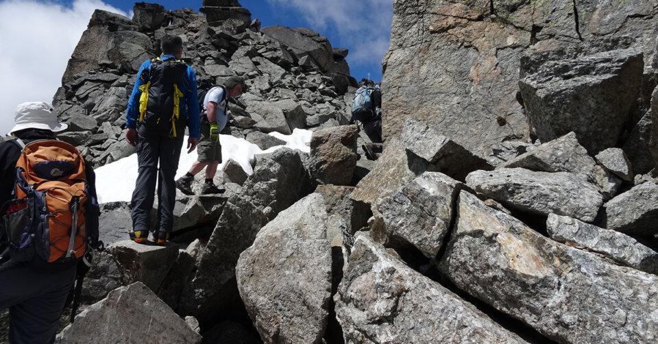 Sicher in den Bergen unterwegs mit dem Grundkurs Bergsteigen des DAV