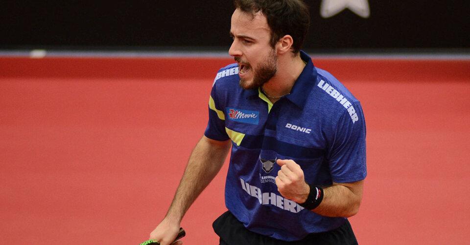 Simon Gauzy spielt weiterhin für Ochsenhausen